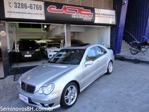 W203 C32K AMG 2001/2001 - R$ 98.500,00 780410a37ea677fa0bfb12c0b5410d59ab51_861858