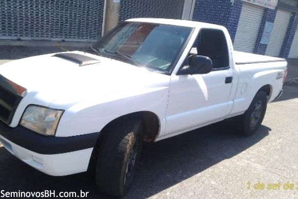 Chevrolet S 10. Cab Simples