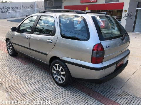 fiat palio weekend manual 98