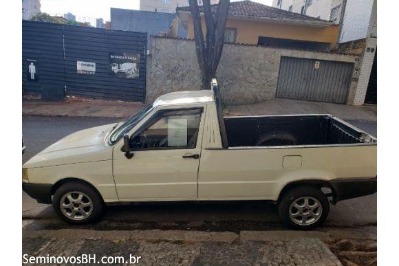 Fiat Fiorino Pickup