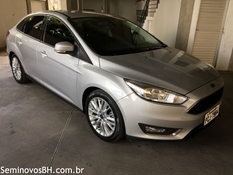 Ford Focus Sedan