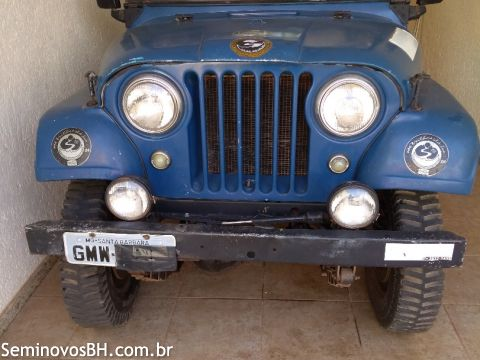 Ford Jeep Willys 71 71 Azul Belo Horizonte 2290037 Utm Source Old Utm Medium Virada Utm Campaign Sn Seminovos