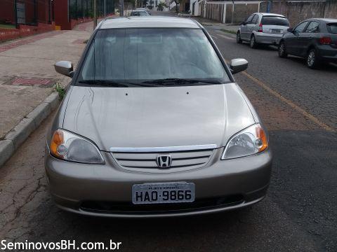 Honda Civic 1.7 16V Lx