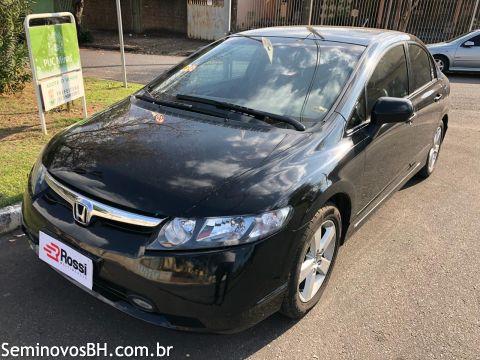 Honda Civic 1.8 16V LXS