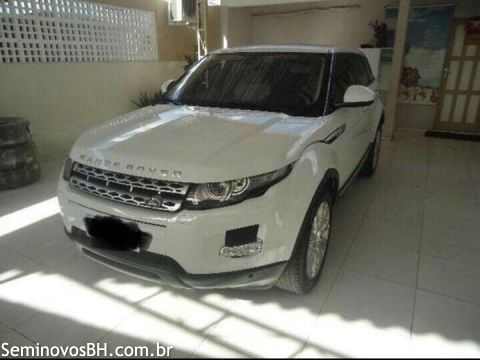 land rover range rover evoque 2 2 prestige 14 15 branco formiga seminovos. Black Bedroom Furniture Sets. Home Design Ideas