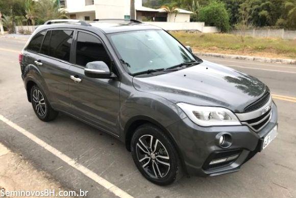 Lifan Motors X60