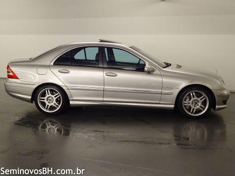 W203 C32K AMG 2001/2001 - R$ 98.500,00 Mercedes-benz-c-320-2001-2001-861858-3656f8018089ea6ccb0d439d15231a69989b