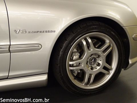 W203 C32K AMG 2001/2001 - R$ 98.500,00 Mercedes-benz-c-320-2001-2001-861858-60496057de884602e7b47852c7e46e4e6e0e