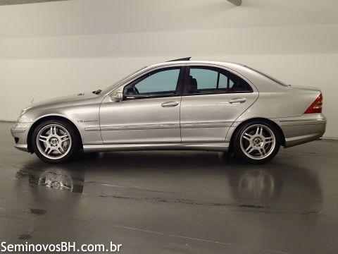 W203 C32K AMG 2001/2001 - R$ 98.500,00 Mercedes-benz-c-320-2001-2001-861858-67555e222a4ed0cf828615533abf29a7ae5c