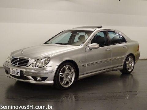 W203 C32K AMG 2001/2001 - R$ 98.500,00 Mercedes-benz-c-320-2001-2001-861858-9164799b32df09cef408984ecdd397c9dc13