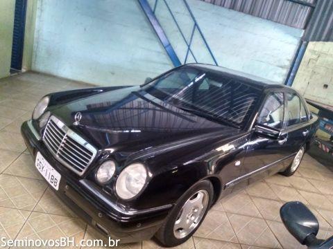 Mercedes Benz E 430