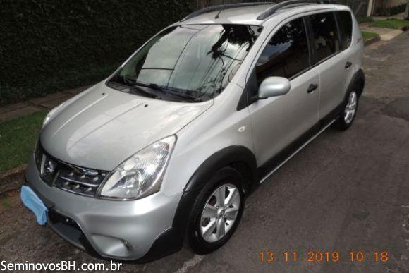 Nissan Livina Rebaixado