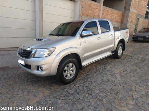 Toyota Hilux CD
