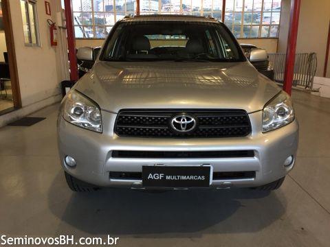 Exceptional Toyota RAV 4 2.4 16V TOP + TETO