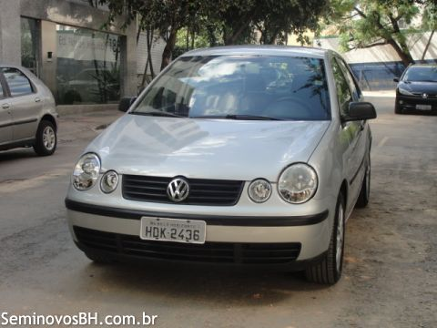 Volkswagen Polo Hatch 1.6 8V TOTAL FLEX a84712fe14992