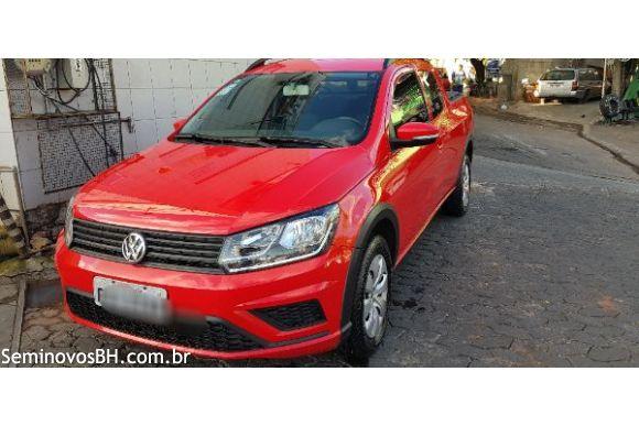 Volkswagen Saveiro Cab Dupla